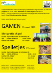flyer games en spelletjes